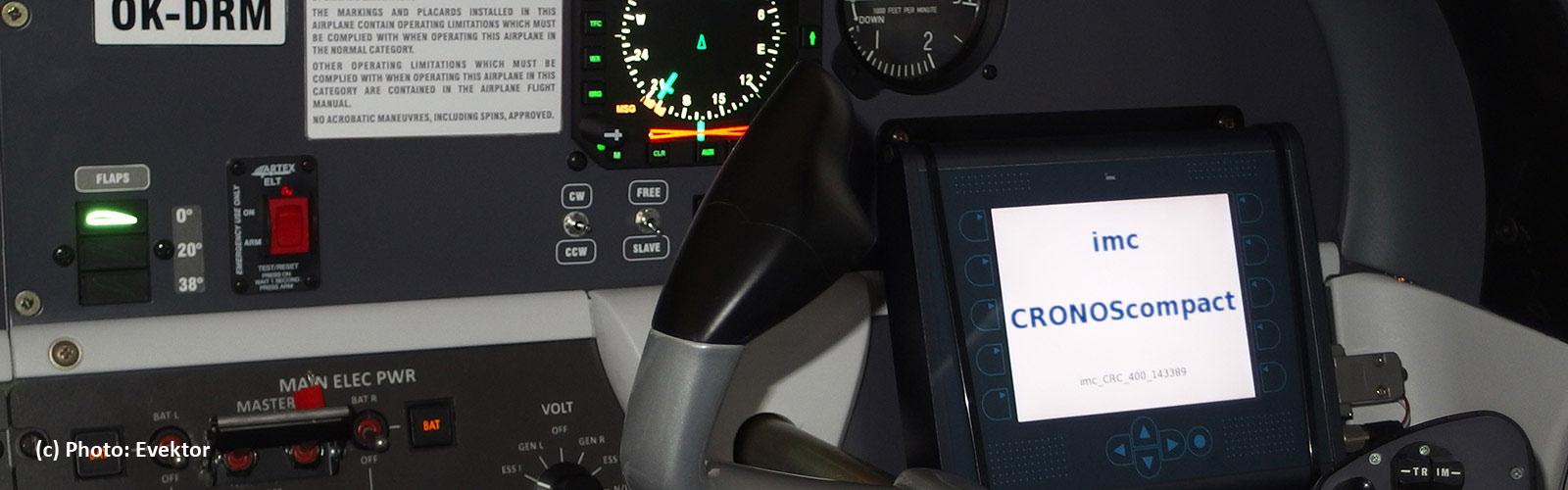 Flugversuch - produktiv messen